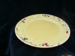 Vintage Cherokee Pottery Plate
