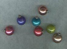 Vintage Glass Christmas Ornaments (Set of 16)