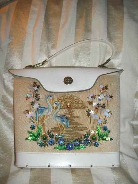 Vintage Judith Collins Style Purse
