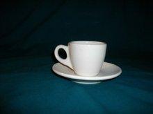 Vintage Buffalo Pottery Espresso Cup Set