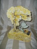 Vintage  Holly Hobbie Center Piece