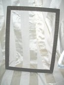 Antique Tiger Maple Picture Frame