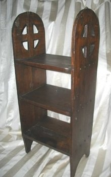 Vintage Stickley Style Shelves &/or  Arts & Crafts Era Bookcase  **Roycroft**