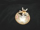 Vintage Nippon Porcelain Ring Holder