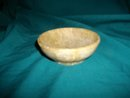 Antique Carved Jade Bowl