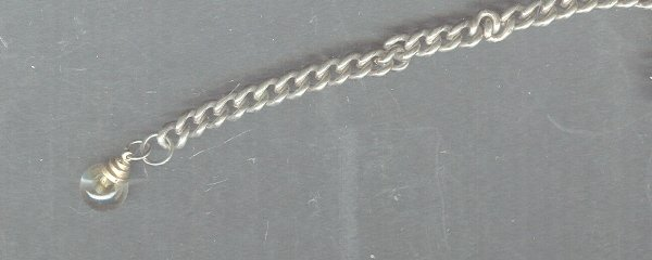 Vintage Mustard Seed Bracelet