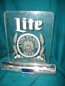 Vintage Miller Lite Beer Clock