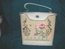 Vintage  Beaded Jeweled Handbag Purse  **MIB**