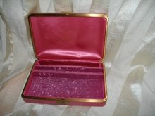 Vintage Farrington  Texol Jewelry Box