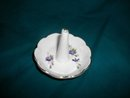Vintage Hand Painted Lefton Ring Holder