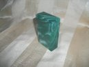 Green & White Swirl Hard Plastic Cigarette Case