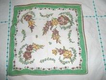 Vintage Cotton Hanky