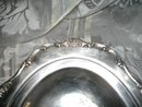 Vintage  Oval Silverplate Serving Dish