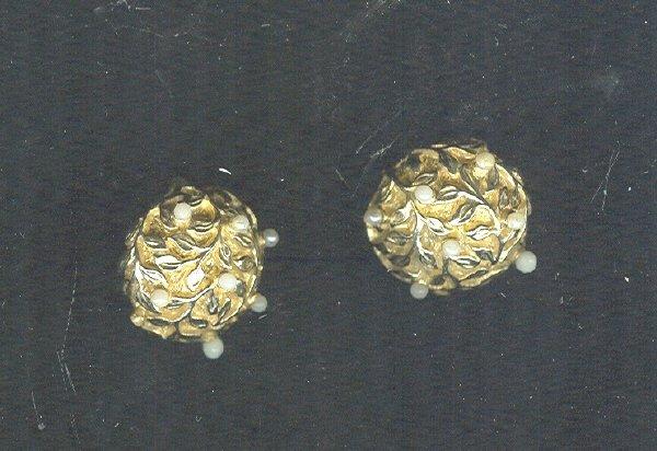 Vintage Castlecliff Earrings