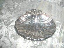 Vintage Reed & Barton Silver Shell Dish