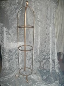3 Tier Metal Display Stand