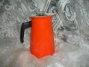 Vintage Red Enamelware Coffee Perculator