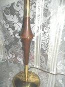 Vintage Mid Century Modern Table Lamp  Pair