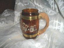 Vintage Siestaware Glass Mug