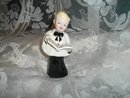 Vintage Porcelain Choir Boy Figurine