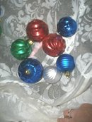 Vintage Christmas Tree Ornaments