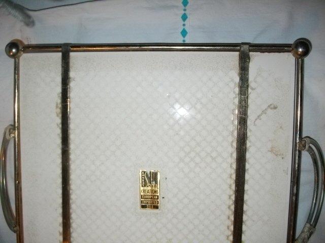 Vintage Ceramic Tile Tray