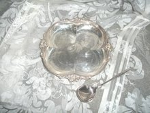 Vintage International Silver Party Set