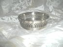 Vintage Lunt Silver Tray or Coaster