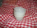 Vintage Fire King Custard Cups **Set of 4