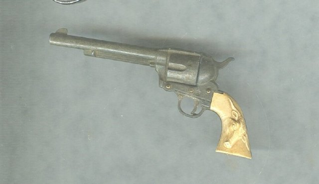 Vintage Miniature Western Stagecoach Gun