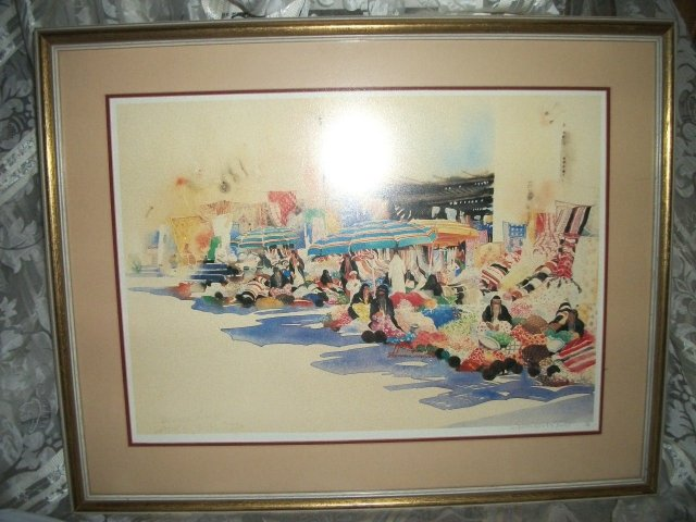 Spencer W. Tart Print  **Signed & Numbered