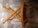 Collapsable Wooden Stool or Seat