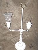 Vintage Enamelware Lamp