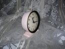 Vintage RETRO Pink  Westclox Alarm Clock