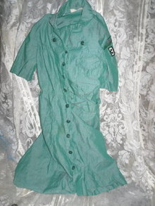 Vintage Girl Scout Uniform