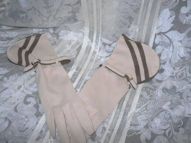 Vintage Ladies Designer Gloves