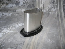 Vintage  Aluminum  Desk Caddy &/or Pencil Holder