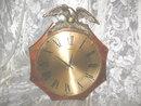 Vintage Eagle Wall Clock