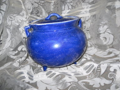 Vintage Cookie Kettle Cookie Jar