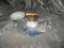 Vintage Jane-Art Lucite Perfume Bottle & Atomizer