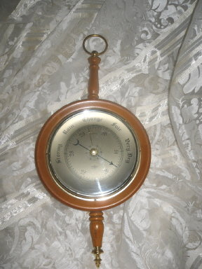 Vintage Barometer Made in England