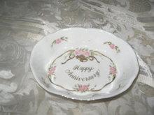 Lefton Porcelain Anniversary Dish