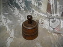 Antique Wooden Butter Mold