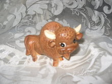 Vintage  Buffalo Salt & Pepper Shaker
