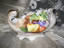 Vintage Fancy Porcelain Compote