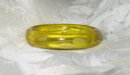 Vintage Carved Bakelite Bangle Bracelet