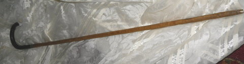 Vintage Circus Cane or Walking Stick
