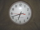 Vintage Seth Thomas Metal Wall Clock