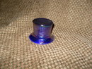 Vintage Imperial Carnival Glass Top Hat