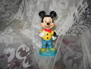 Vintage Mickey Mouse Figurine